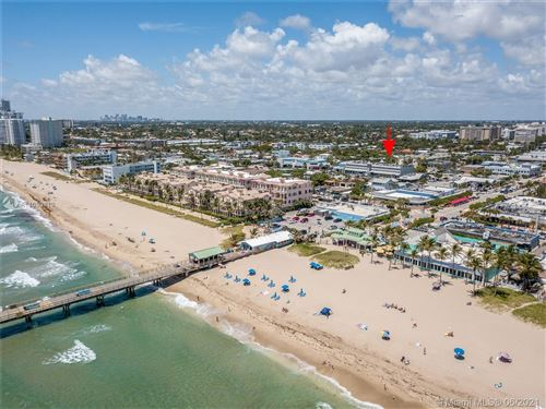 Photo of 4325 Bougainvilla Dr #1, Lauderdale By The Sea, FL 33308 (MLS # A11053819)