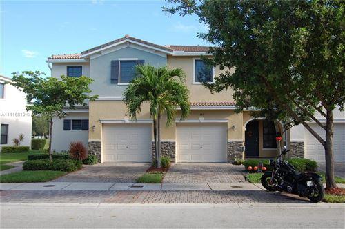 Photo of 347 NE 194th Ln #347, Miami, FL 33179 (MLS # A11116819)