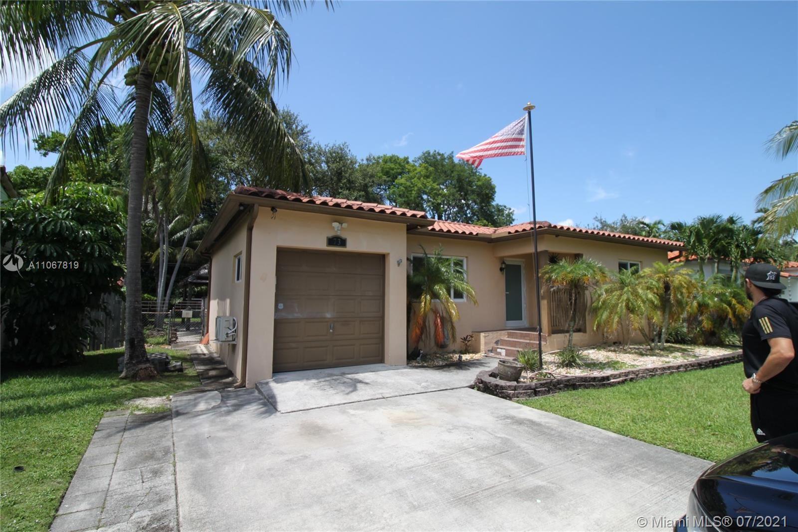 73 Whitethorn Dr, Miami Springs, FL 33166 - #: A11067819