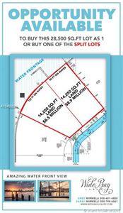 Foto de inmueble con direccion 2120 Bay Ave Miami Beach FL 33140 con MLS A10458820
