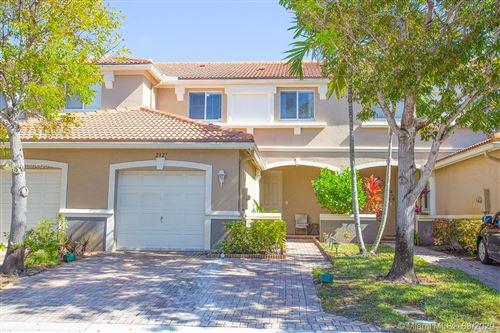 Photo of 2327 Center Stone Ln #2327, Riviera Beach, FL 33404 (MLS # A10804820)