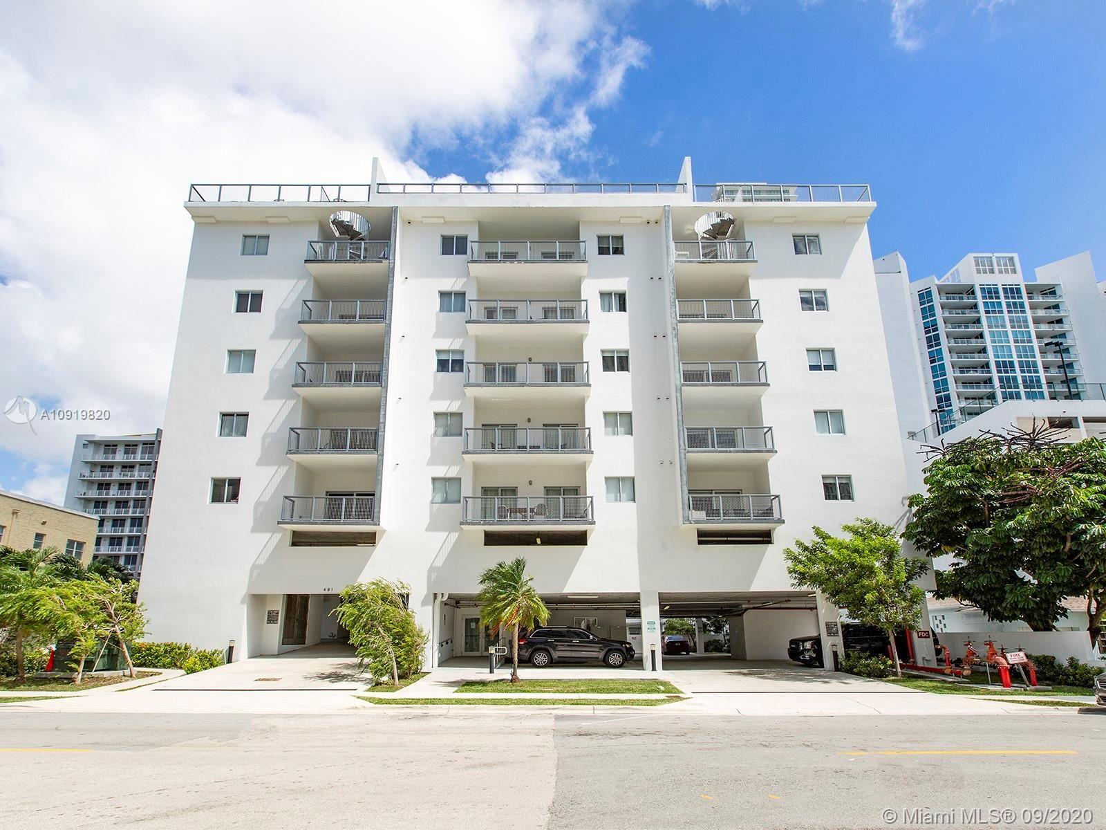 481 NE 29th St #503, Miami, FL 33137 - #: A10919820