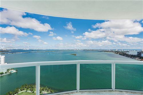 Photo of 1800 N Bayshore Dr #4101, Miami, FL 33132 (MLS # A10595821)