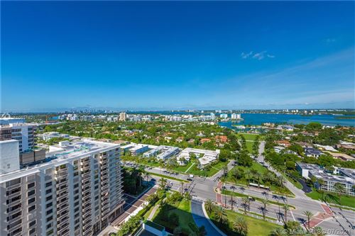 Photo of 10201 Collins Ave #2107W, Bal Harbour, FL 33154 (MLS # A10651821)