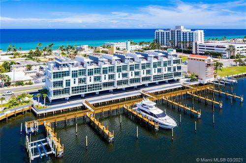 Photo of 2800 N Ocean Dr, Hollywood, FL 33019 (MLS # A11007821)