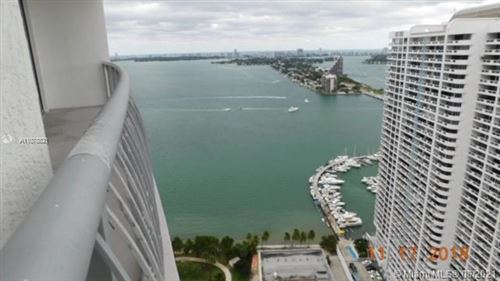 Photo of 1750 N Bayshore Dr #3806, Miami, FL 33132 (MLS # A11078821)