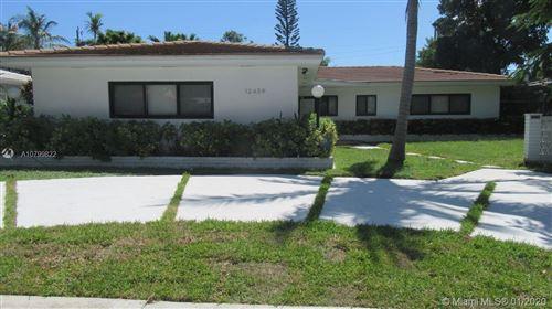 Photo of 12459 Keystone Road, North Miami, FL 33181 (MLS # A10799822)