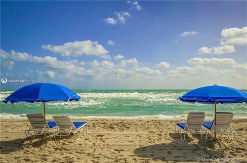 Photo of 6301 Collins Ave #903, Miami Beach, FL 33141 (MLS # A11054822)