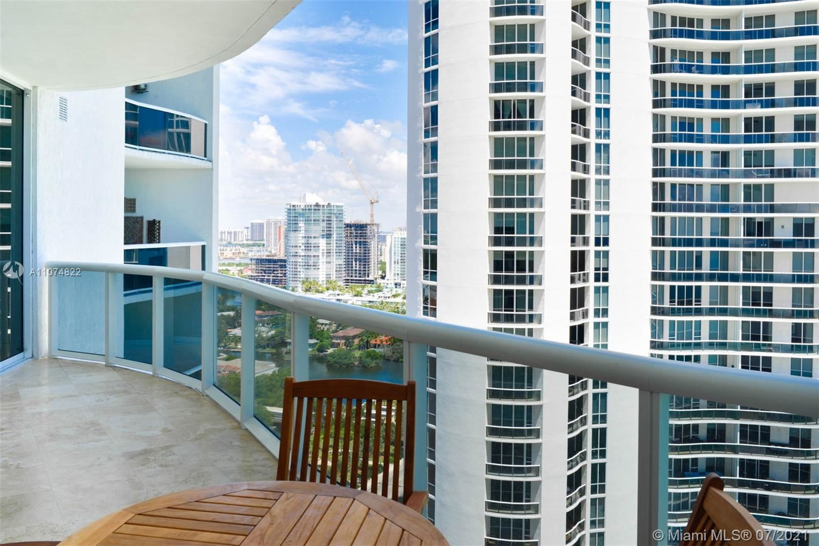 Photo of 15901 Collins Ave #2003, Sunny Isles Beach, FL 33160 (MLS # A11074822)