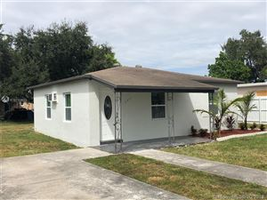 Photo of Listing MLS a10750823 in 2521 NW 151st St Miami Gardens FL 33054