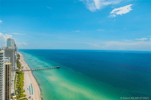 Photo of 16001 Collins Ave #3801, Sunny Isles Beach, FL 33160 (MLS # A10947823)