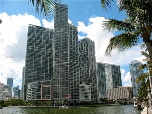 Photo of 465 Brickell Ave #5506, Miami, FL 33131 (MLS # A11075823)
