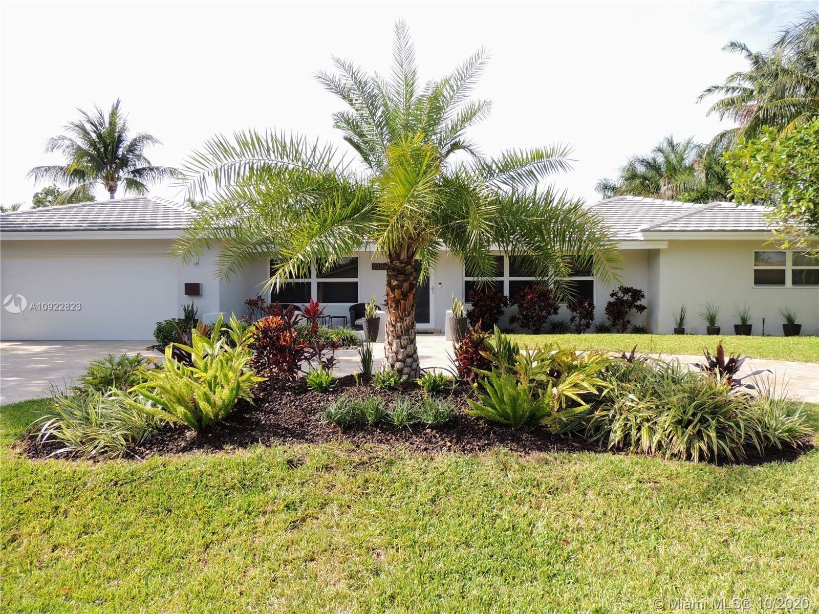 2709 NE 33rd St, Fort Lauderdale, FL 33306 - #: A10922823