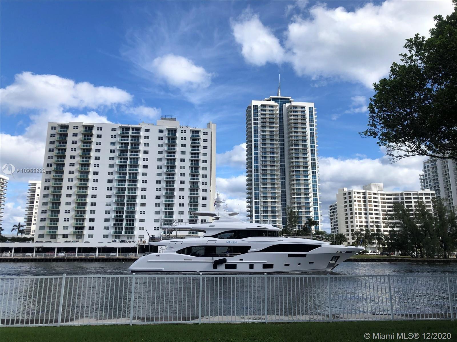 800 Parkview Dr #414, Hallandale Beach, FL 33009 - #: A10963823