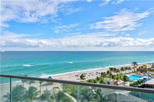 Photo of 18975 Collins Ave #704, Sunny Isles Beach, FL 33160 (MLS # A10982824)