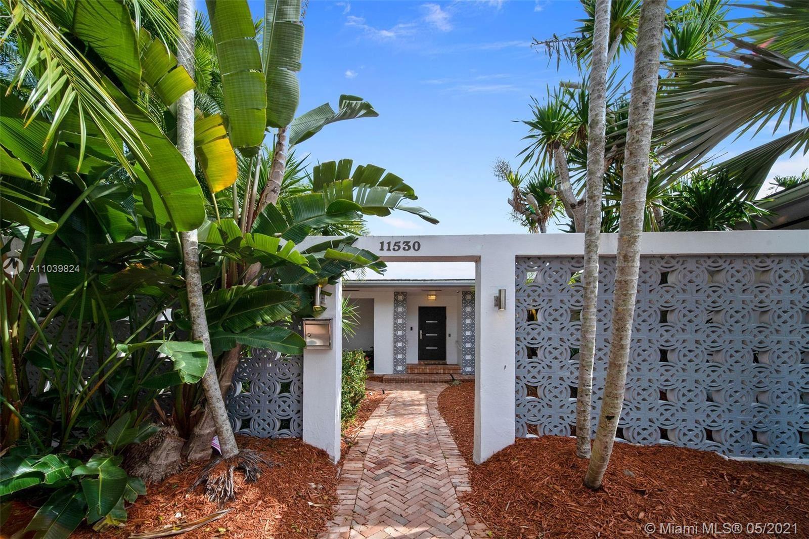 11530 NE 22ND DR., North Miami, FL 33181 - #: A11039824
