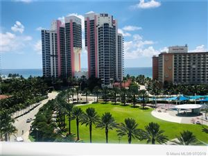 Photo of 19370 Collins Ave #915, Sunny Isles Beach, FL 33160 (MLS # A10706825)