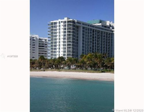 Photo of 10275 Collins Ave #933, Bal Harbour, FL 33154 (MLS # A10973825)
