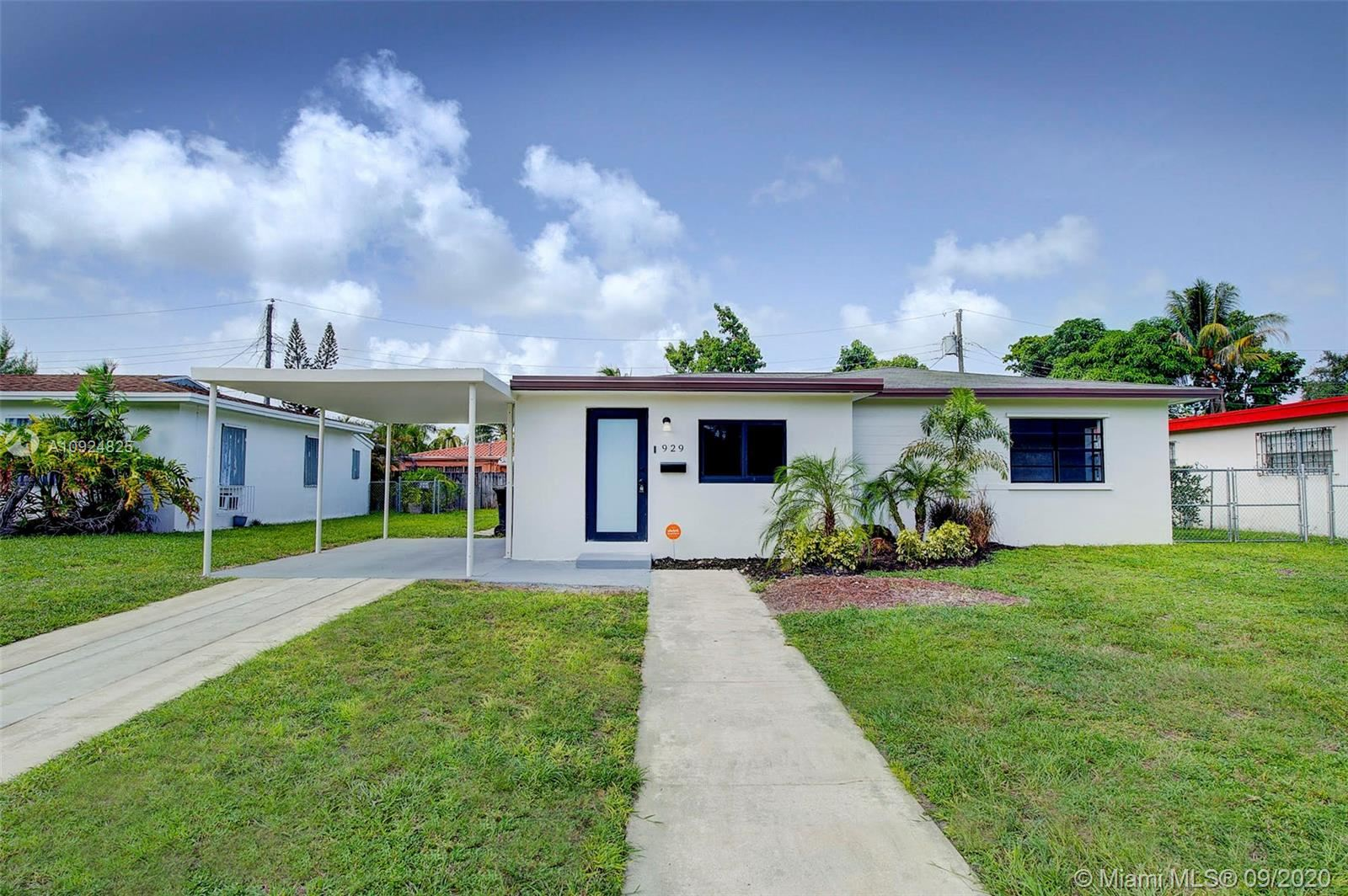 929 NE 163rd St, North Miami Beach, FL 33162 - #: A10924825