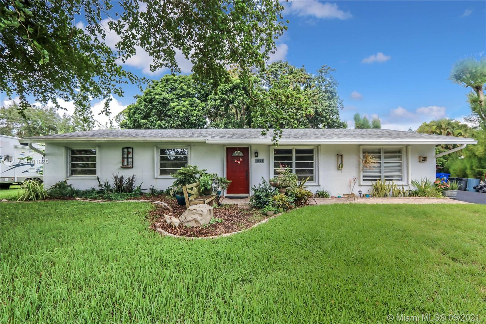 4931 SW 188th Ave, SouthWest Ranches, FL 33332 - #: A11101825