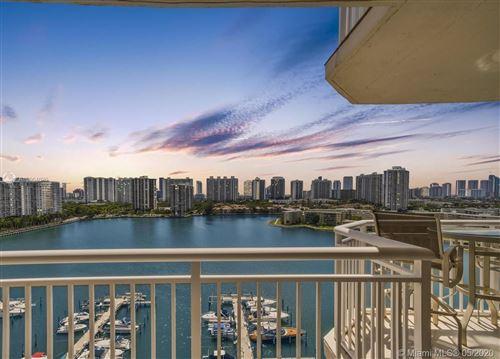 Photo of 18041 Biscayne Blvd #1604, Aventura, FL 33160 (MLS # A10864826)