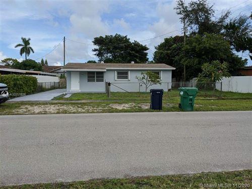 Photo of 61 Ahmad St, Opa-Locka, FL 33054 (MLS # A10951826)