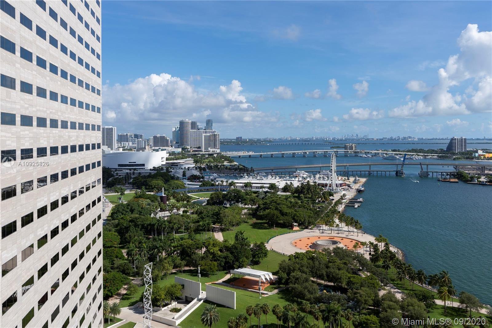 325 S Biscayne Blvd #2816, Miami, FL 33131 - #: A10925826