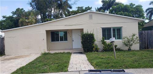 Photo of 1771 NW 135th St, Opa-Locka, FL 33167 (MLS # A10857827)
