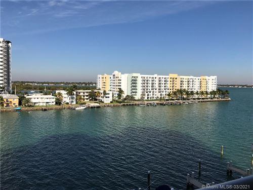Photo of 7928 East Dr #605, North Bay Village, FL 33141 (MLS # A11009827)