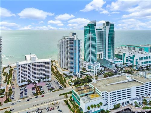 Photo of 3535 S Ocean Drive #2104, Hollywood, FL 33019 (MLS # A11059827)