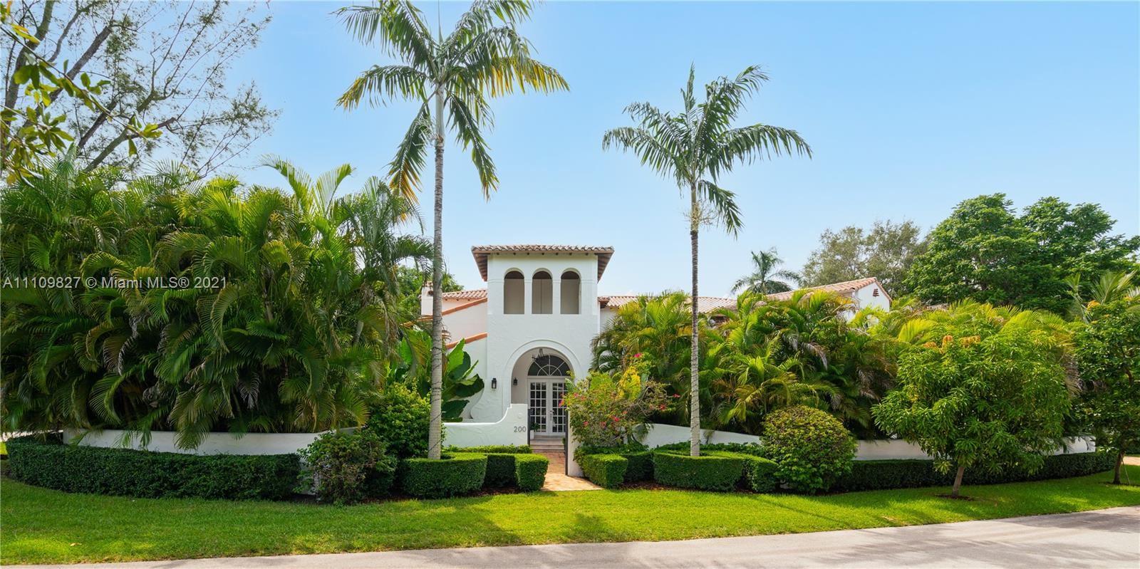 Photo of 200 Ridgewood Rd, Coral Gables, FL 33133 (MLS # A11109827)