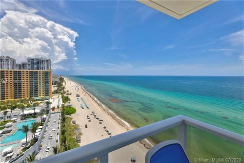 Photo of 2751 S Ocean Dr #1604S, Hollywood, FL 33019 (MLS # A10890828)
