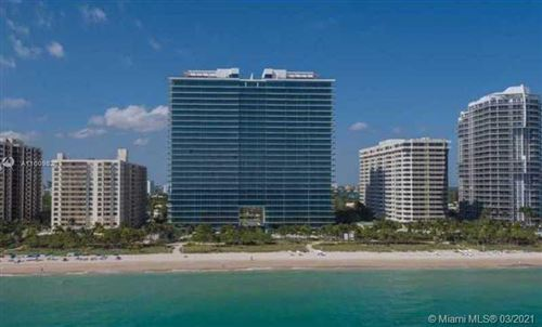 Photo of 10201 Collins Ave #805, Bal Harbour, FL 33154 (MLS # A11009828)