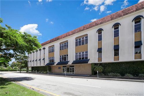 Photo of 717 Ponce De Leon Blvd #323, Coral Gables, FL 33134 (MLS # A11026828)