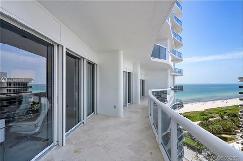 Photo of 9601 Collins Ave #1208, Bal Harbour, FL 33154 (MLS # A11055828)