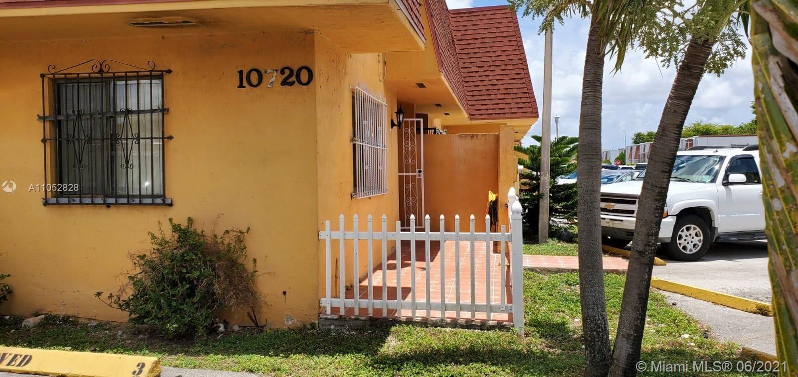 10720 NW 7th St #1C, Miami, FL 33172 - #: A11052828