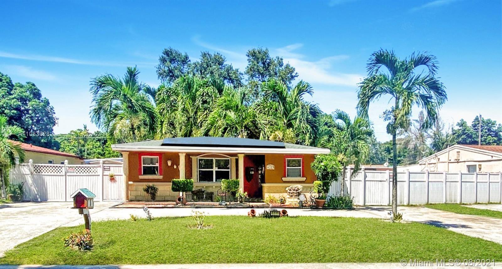 6329 Fletcher St, Hollywood, FL 33023 - #: A11083828