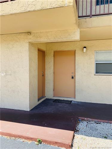 Photo of 4141 NW 26 ST #119, Lauderhill, FL 33313 (MLS # A10837829)