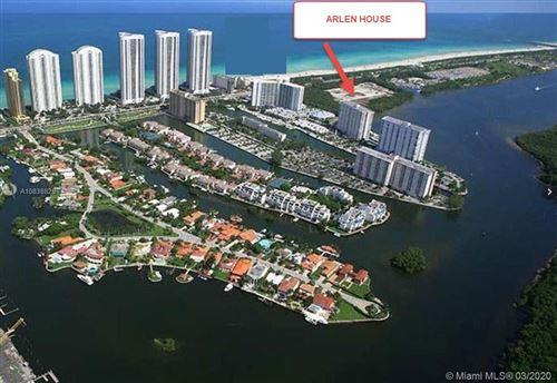 Foto de inmueble con direccion 300 Bayview Dr #1014 Sunny Isles Beach FL 33160 con MLS A10838829