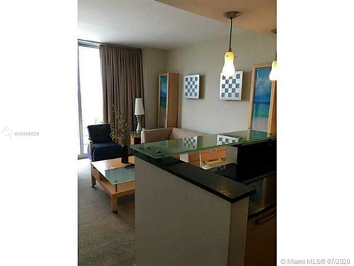 Photo of 18683 Collins Ave #706, Sunny Isles Beach, FL 33160 (MLS # A10885829)