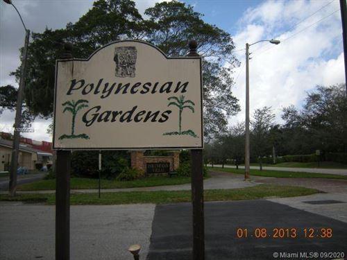 Foto de inmueble con direccion 403 NW 68th Ave #212 Plantation FL 33317 con MLS A10905829