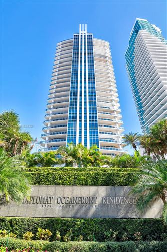 Photo of 3535 S Ocean Dr #1902, Hollywood, FL 33019 (MLS # A10909829)