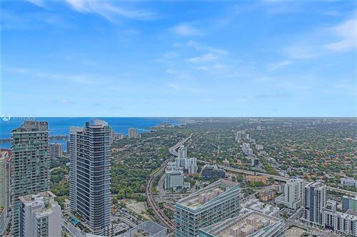 Photo of 1000 Brickell Plz #UPH6204, Miami, FL 33131 (MLS # A11032829)