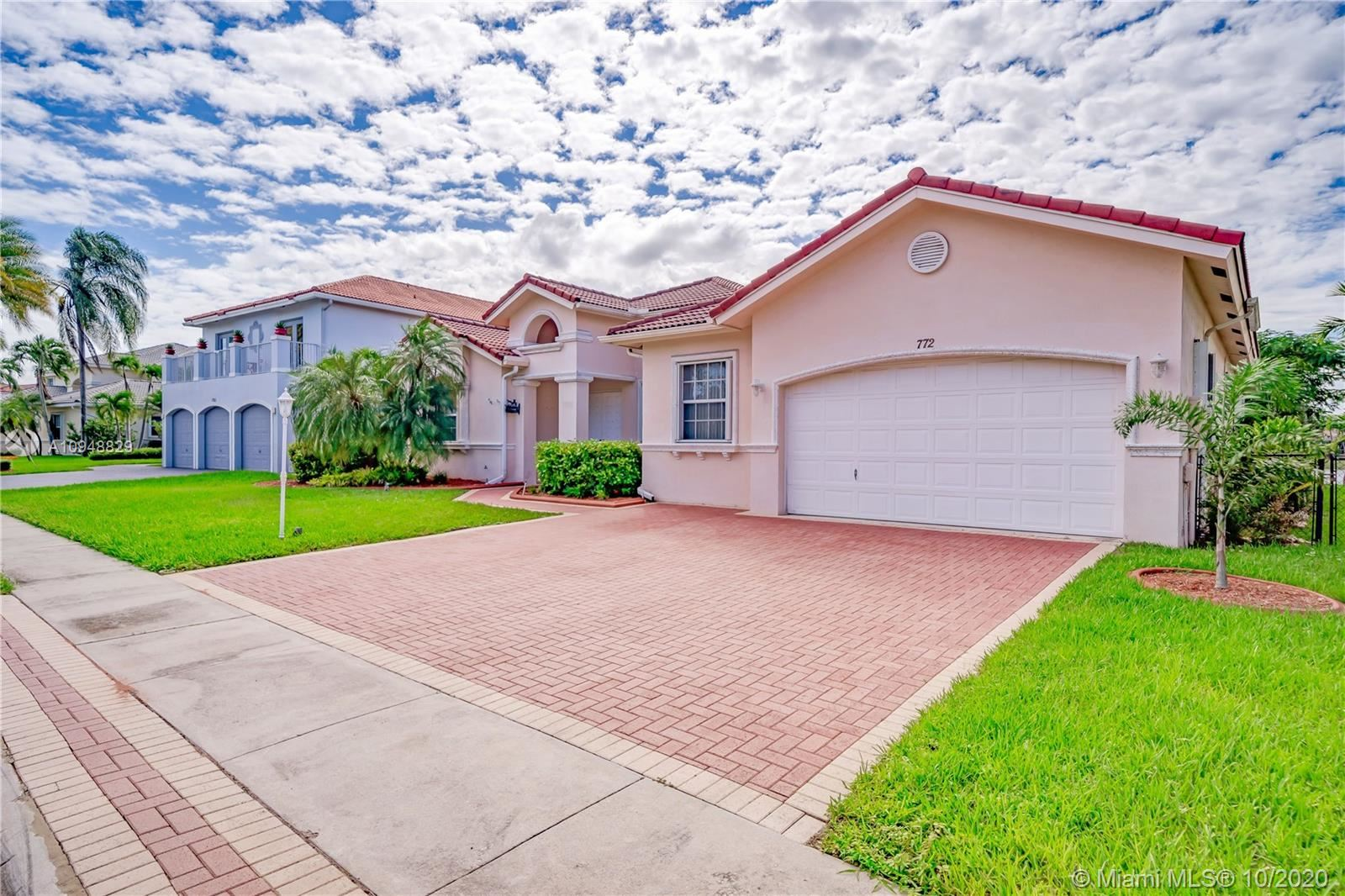 772 SW 159th Dr, Pembroke Pines, FL 33027 - #: A10948829