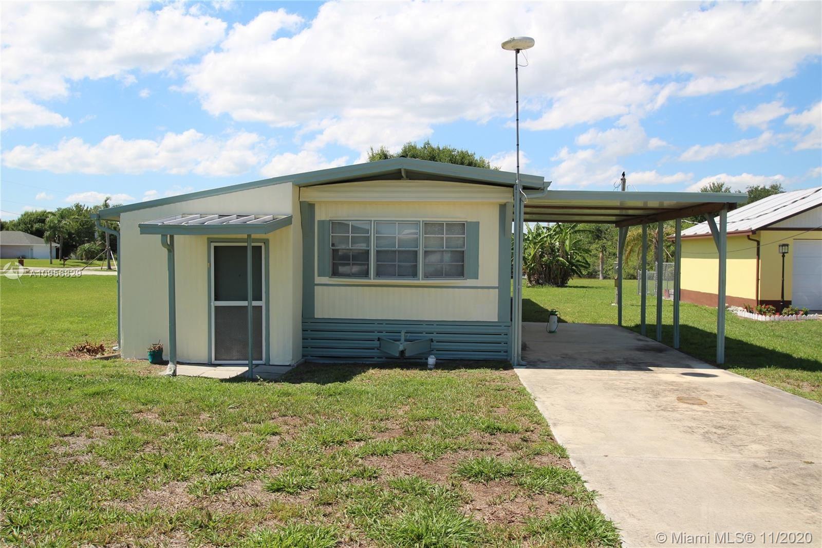1064 25th Street, Okeechobee, FL 34974 - #: A10956829