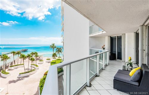 Photo of 16485 Collins Ave #734, Sunny Isles Beach, FL 33160 (MLS # A10923831)