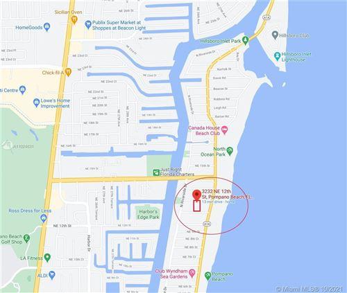 Photo of 3232 NE 12th St, Pompano Beach, FL 33062 (MLS # A11024831)