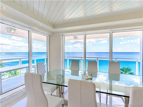 Photo of 3430 Galt Ocean Dr #606, Fort Lauderdale, FL 33308 (MLS # A11097831)