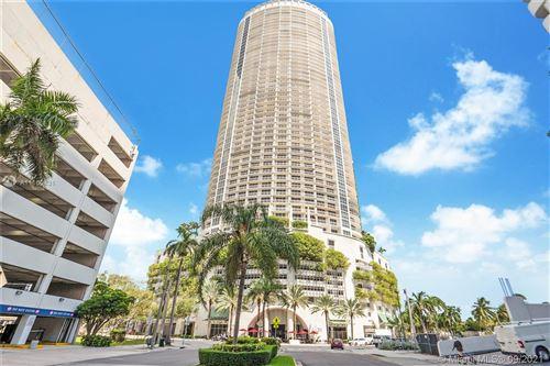 Photo of 1750 N Bayshore Dr #2703, Miami, FL 33132 (MLS # A11100831)
