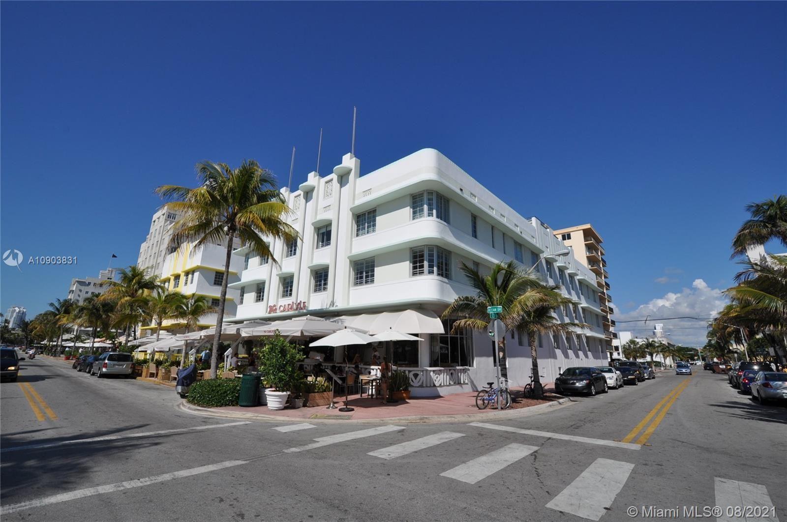 1250 Ocean Dr #4B, Miami Beach, FL 33139 - #: A10903831
